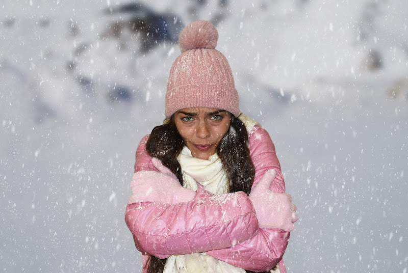 Brrrrrrrr... che freddo!!! di BASTET-Clara