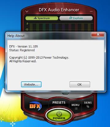 Serial key for dfx audio enhancer 11 109