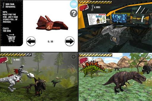 Raptor RPG - Dino Sim  screenshots 4