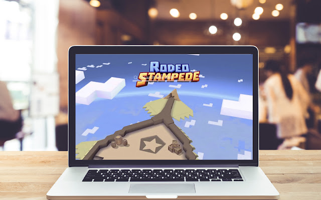Rodeo Stampede HD Wallpapers Game Theme