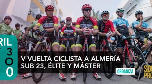 Las inscripciones abiertas para la 5ª  Vuelta a Almería