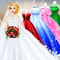 Wedding Dress up Girls Games icon