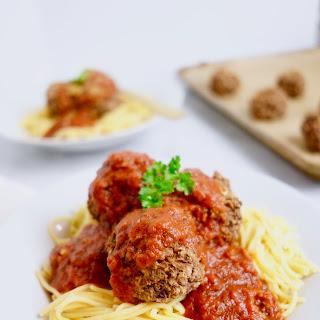 Easy Vegan Meatballs.