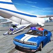 US Police Plane Transporter Game 2019