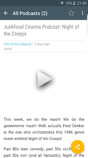 Movies and Films News 1.5 screenshots 3