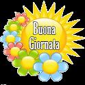 Stickers del buongiorno e buonanotte WAStickerApps icon