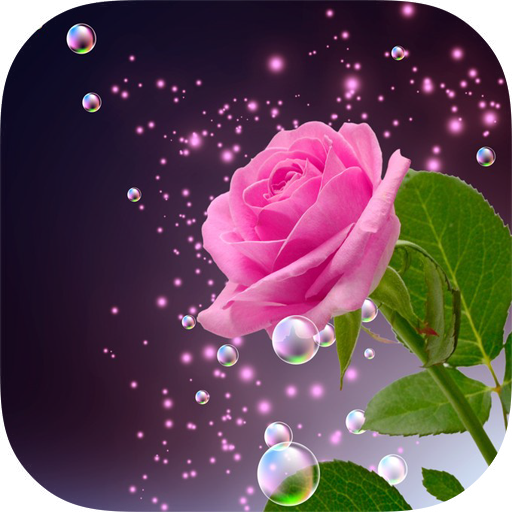 Rose Live Wallpaper On Google Play Reviews Stats