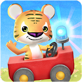 Little Tiger - Mini Kids Games