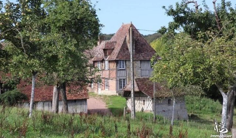 Maison Morteaux-Couliboeuf