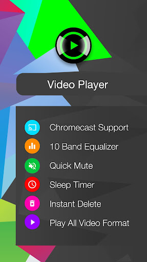 Video Player 1.2.3 screenshots 1