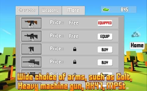 Pixel Shooter Zombies v1.0.1 (Mod Money/Ammo)