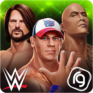 WWE Mayhem 1.15.398 APK+DATA MOD