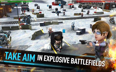 WarFriends: PvP Shooter Game 7