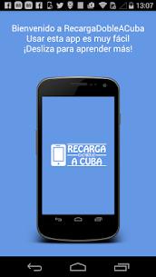 Recarga DOBLE a Cuba (Cubacel) 1