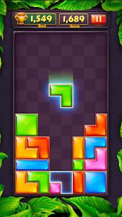 Download Brickdom - Drop Puzzle For PC Windows and Mac apk screenshot 3