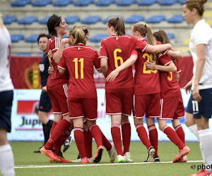 Belgian Red Flames leggen WK-ganger Noorwegen tussen de boterham