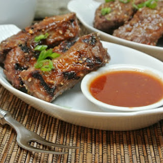 Asian Grilled Boneless Short Ribs