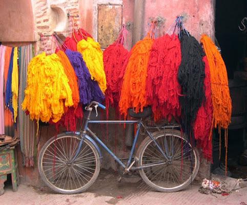 Matasse di lana di Turistinonpercaso