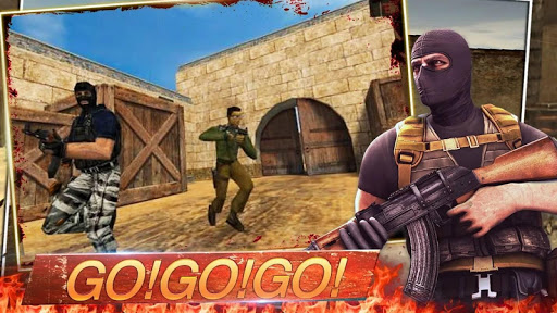 Gun Strike: Free Special Forces Shooting Games 3D 1.9.8 screenshots 1
