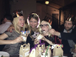 Photo: Group of girls enjoying CUTS® shipped to California for a birthday dinner!
