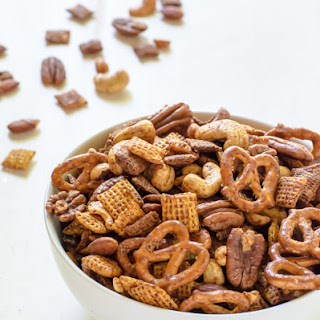 Sweet Spicy Chex Mix.