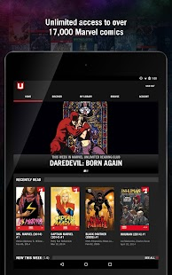 Marvel Unlimited - screenshot thumbnail