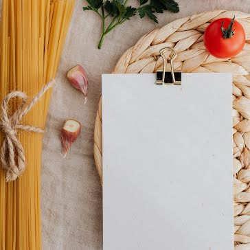 Pasta Page - Instagram Post template