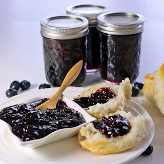 Blueberry Jam.