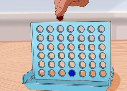 Connect Four C4 - náhled