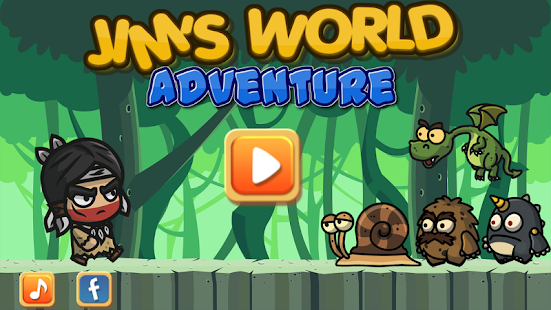 Jim's World - Super Adventure Boy - náhled