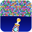 Bubble Shooter Christmas day icon