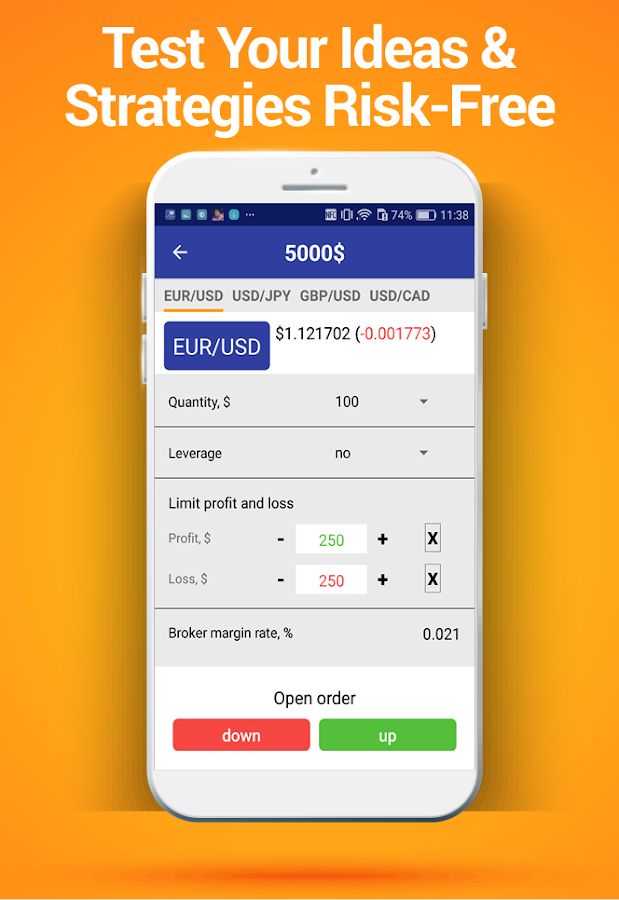 Tutorial forex di android