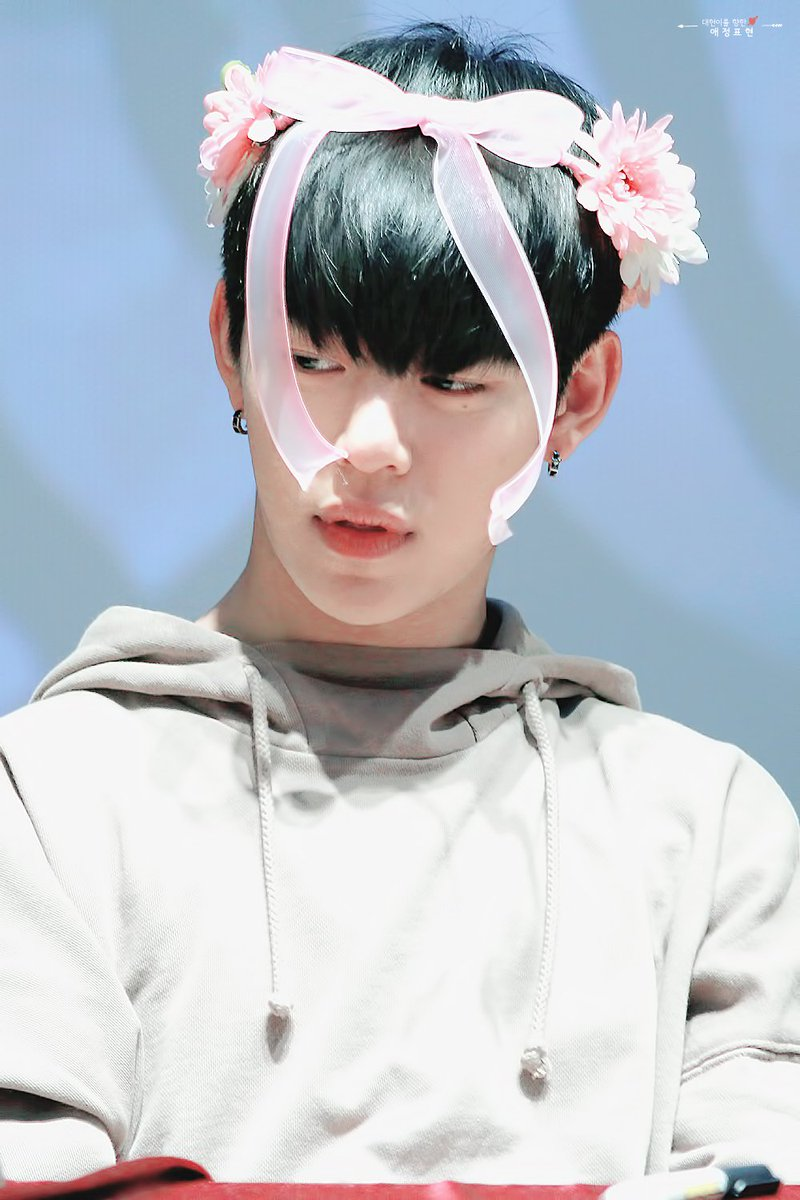 bap-daehyun-flower-crown
