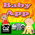 baby_app, baby or toddler fun icon
