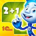 Фиксики. Математика. Развивающая игра для детей icon
