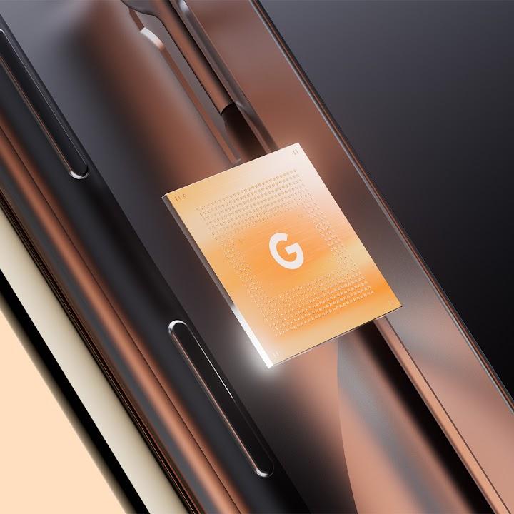 Google Tensor chip の ご紹介