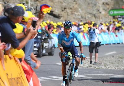 """Nairo Quintana trekt serieuze gevolgen na mindere dag: """"Er zit niets anders op"""""""