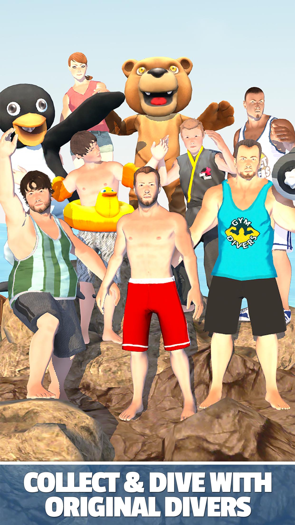 Flip Diving screenshot #4