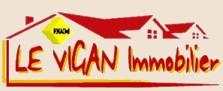 Logo de LE VIGAN IMMOBILIER