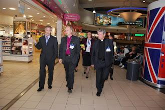 Photo: Touring passenger facilities