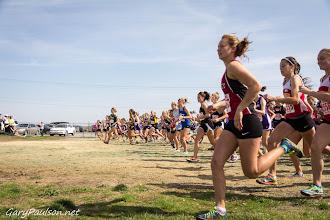 Photo: Varsity  Girls 5k Pasco Bulldog XC Invite @ Big Cross  Buy Photo: http://photos.garypaulson.net/p649440359/e45223108