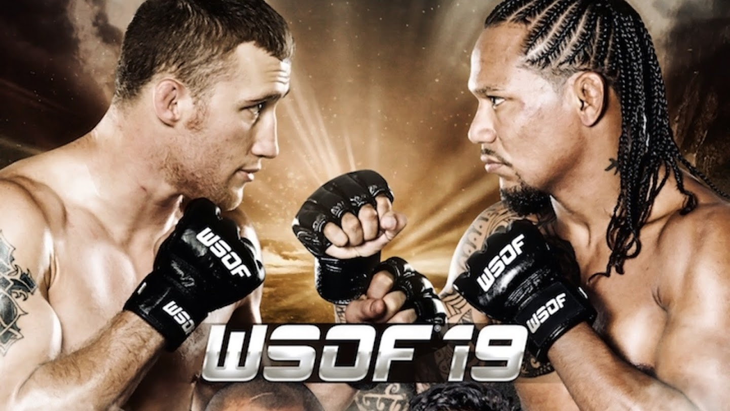Watch World Series of Fighting 19 live