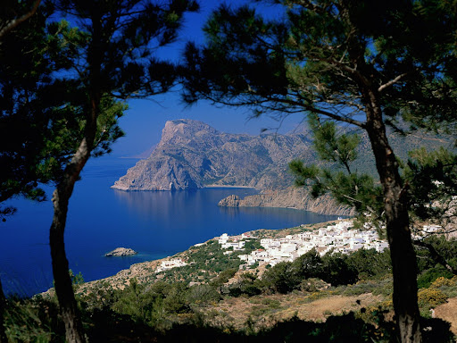 Mesohori Karpathos, Dodecanese Islands