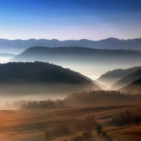 by Atti Maguran - Landscapes Mountains & Hills