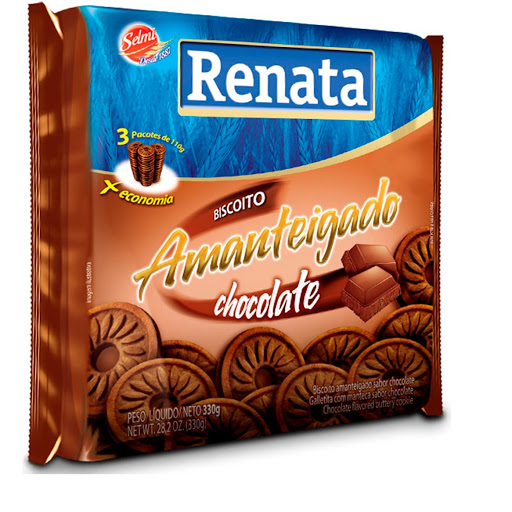 galletas renata mantequilla y chocolate 330gr 3und
