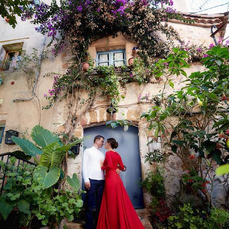 Fotógrafo de bodas Yuliya Gofman (manjuliana). Foto del 18.12.2017