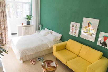 Illustrator Art Apartments, Chaoyang