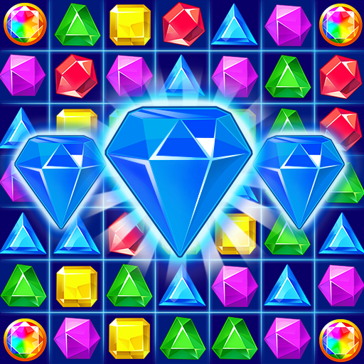 Jewels Crush- Match 3 Puzzle 1.7.1 APK MOD