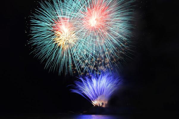Fireworks di aitasimona