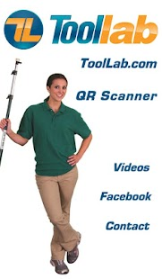 ToolLab QR Scanner- screenshot thumbnail